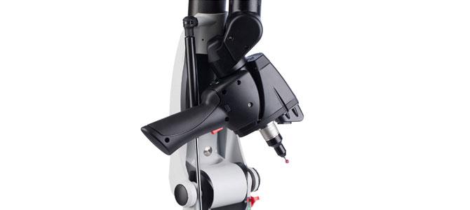 Romer - Bras de mesure 3D - Palpage et scan intégré